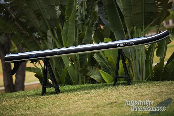 BLACKFIN Model XL Paddle Board Side