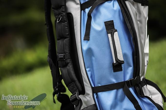 BLACKFIN Travel Backpack Grab Handle