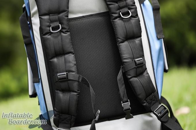 BLACKFIN Travel Backpack Straps