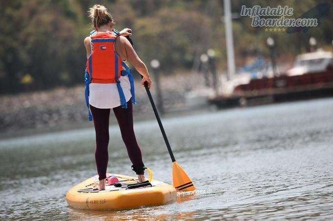 HAWK SUP 3-piece Travel Paddle