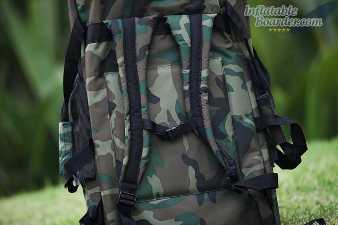 HAWK SUP Backpack Back Cushion