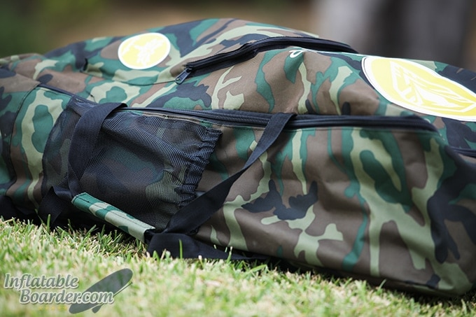 HAWK SUP Camo iSUP Backpack