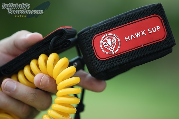 HAWK SUP Coiled Leash