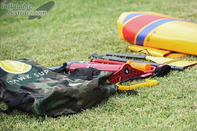 HAWK SUP Copacabana Accessories