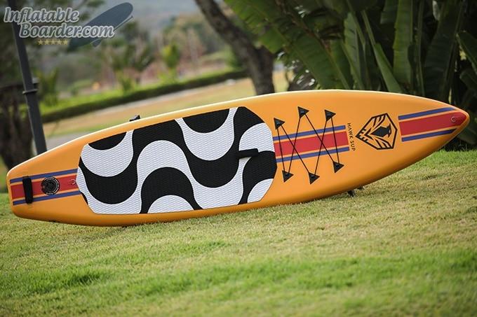 HAWK SUP Copacabana Board Top