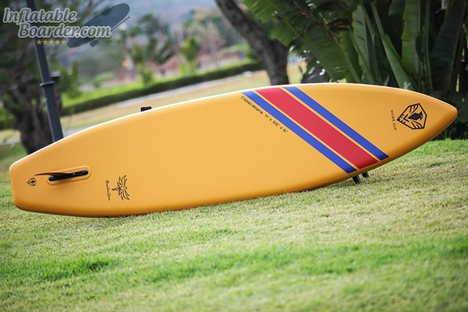 HAWK SUP Copacabana Bottom