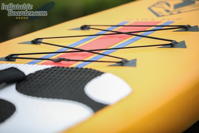 HAWK SUP Copacabana Bungee Storage Area
