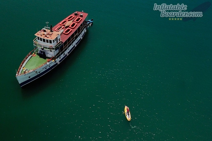 HAWK SUP Copacabana Inflatable Paddle Board
