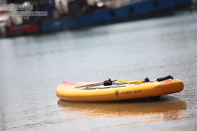 HAWK SUP Copacabana Inflatable SUP Board
