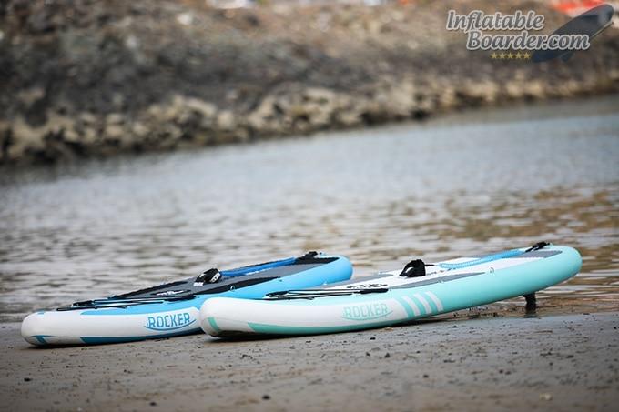 iROCKER ALL-AROUND Inflatable SUPs