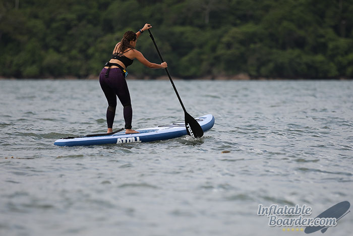 b185eedd8 Atoll Board Co 11' SUP Review (2019)