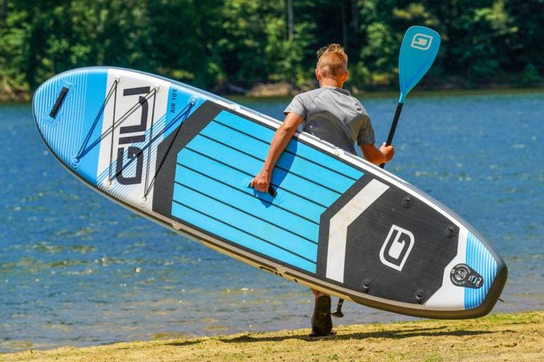 Gili Air SUP paddle board review