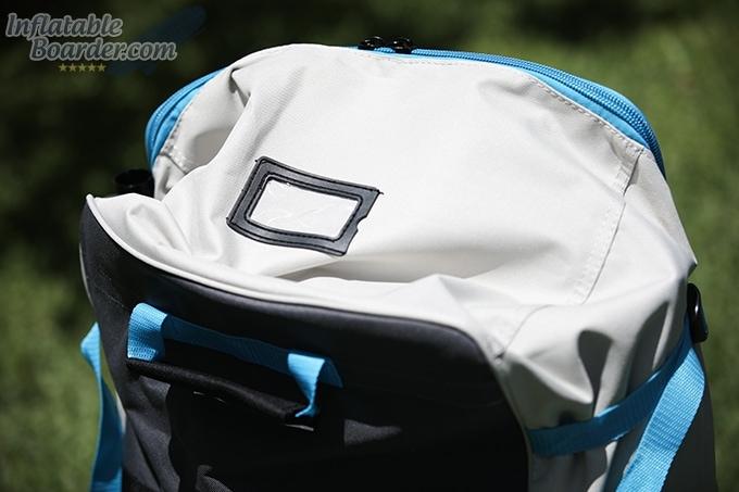 GILI Sports Bag Luggage ID Window