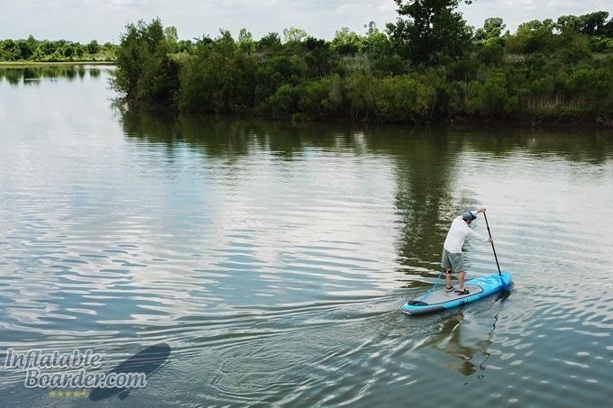 GILI Sports Inflatable SUP Model