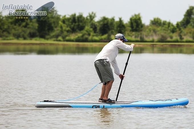 GILI Sports iSUP Board