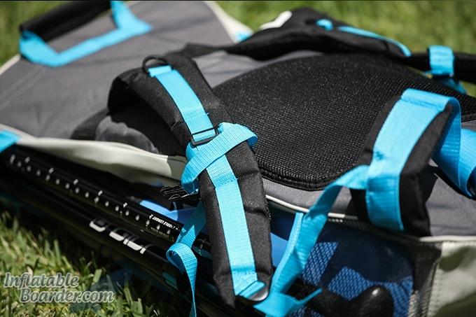 GILI Sports Padded Backpack Cushion