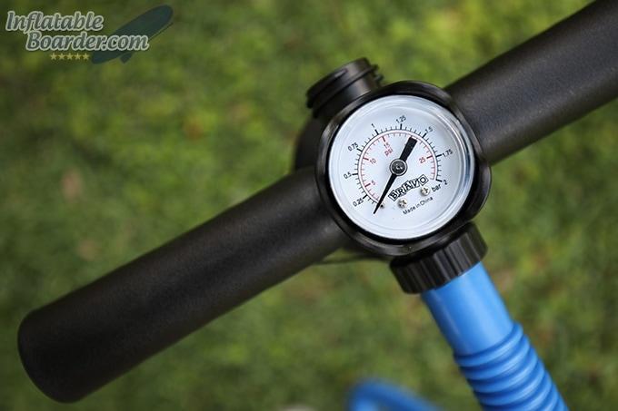 GILI Sports Pump Pressure Gauge