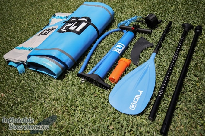 GILI Sports SUP Accessory Bundle