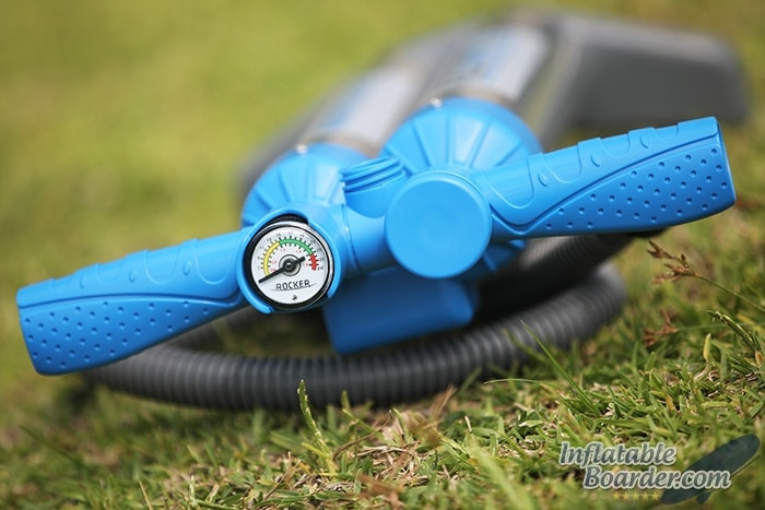 Inflatable SUP Pump Pressure Gauge