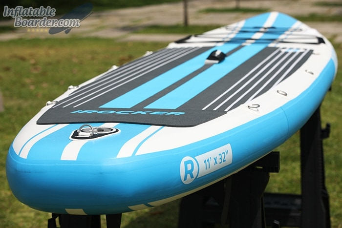 iROCKER ALL-AROUND 11' Inflatable SUP