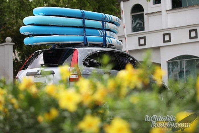 iROCKER Inflatable Paddle Boards