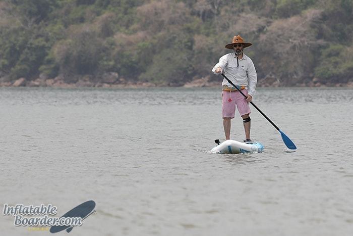 iROCKER SPORT 11' Ocean Paddling