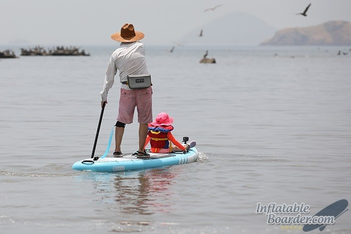 iROCKER SUP Paddling Child