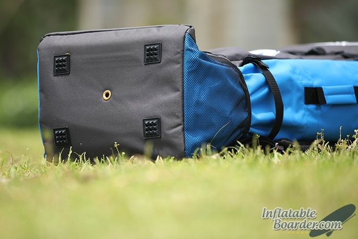 iSUP Backpack Bottom