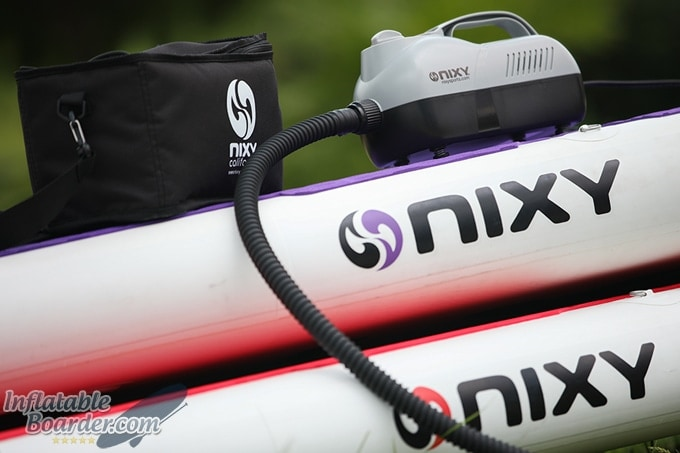 NIXY 12V DC Electric SUP Pump