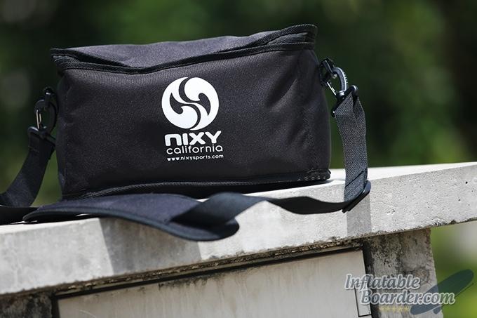 NIXY Electric Paddle Board Pump Bag