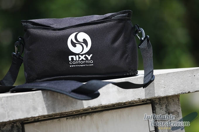NIXY Electric Paddle Board Pump Bag
