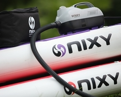 NIXY Electric Paddle Board Pump Review