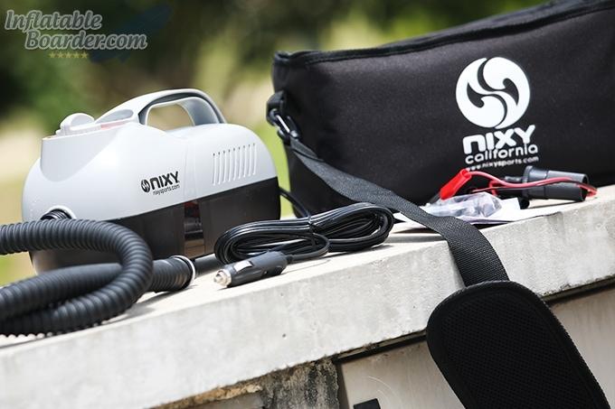 NIXY iSUP Pump
