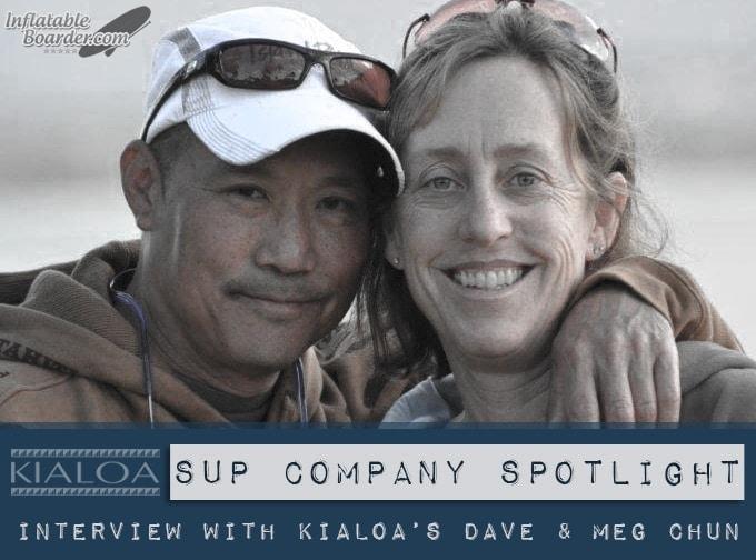 KIALOA Dave and Meg Chun Interview