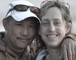 KIALOA's Dave and Meg Chun