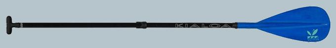 KIALOA Insanity Adjustable 3-piece Paddle
