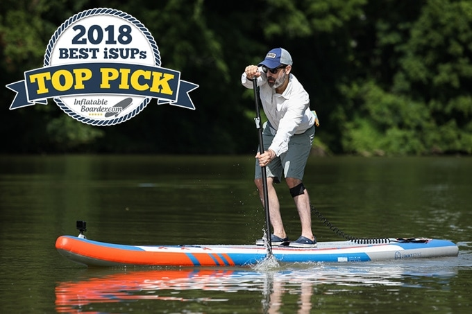 2018 Jimmy Styks Strider Inflatable SUP
