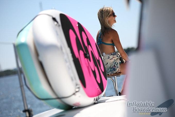 2018 NIXY Venice Paddle Board
