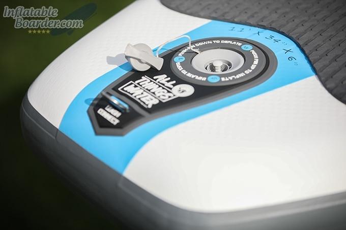 Body Glove Performer 11 Inflatable Valve