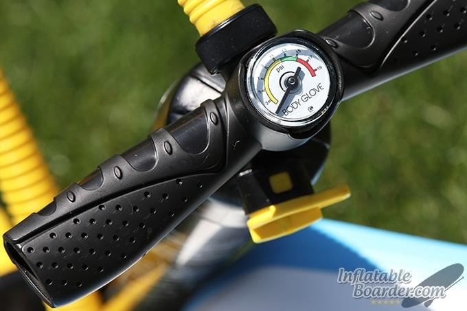 Body Glove Pump Pressure Gauge