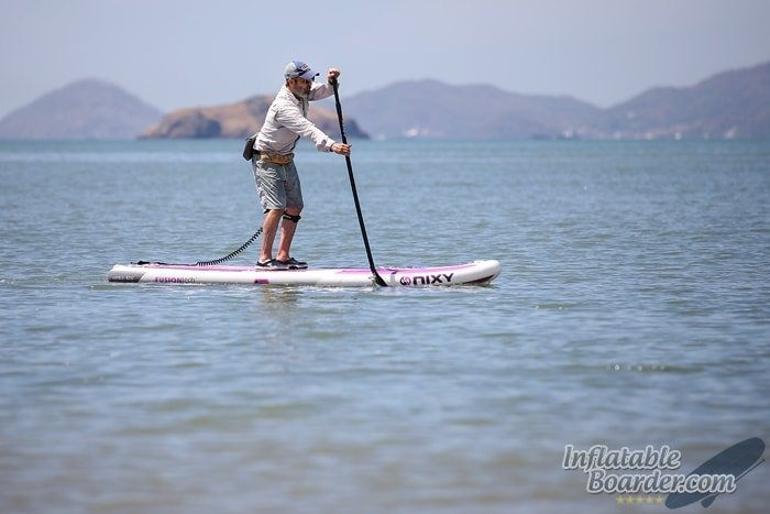 Inflatable SUP Speed