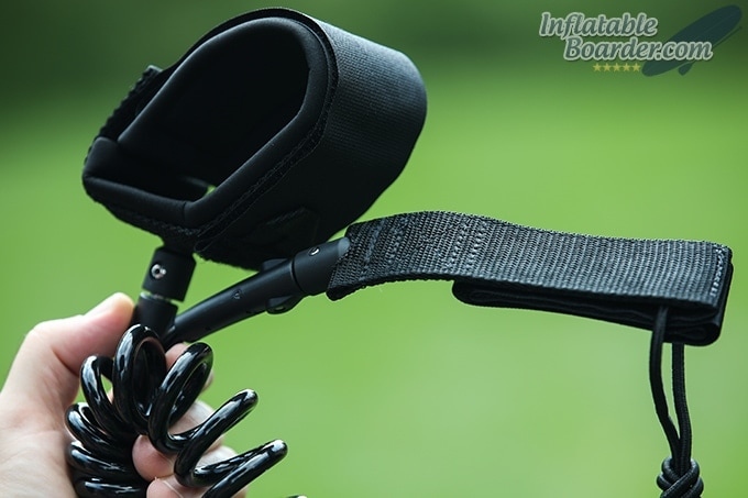 Jimmy Styks Coiled SUP Leash