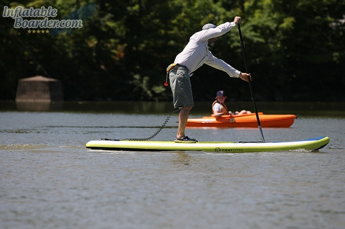 Jimmy Styks Mutt Inflatable Paddle Board