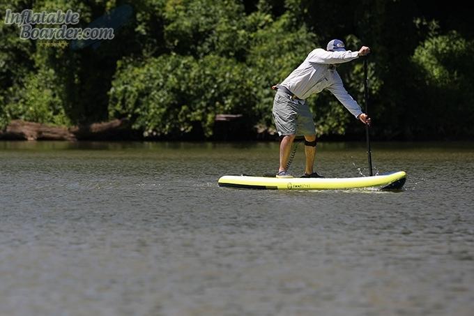Jimmy Styks Mutt Inflatable SUP Board