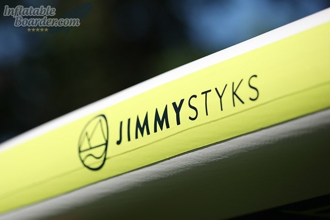Jimmy Styks Mutt Rail Logo
