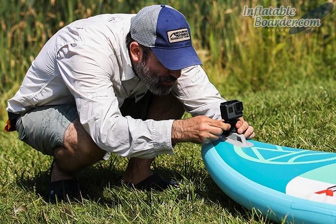 Jimmy Styks Puffer GoPro Camera Mount