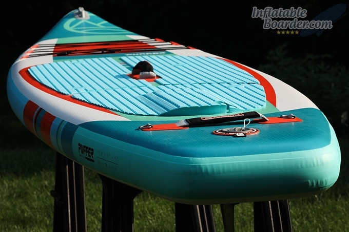 Jimmy Styks Puffer Inflatable Touring SUP