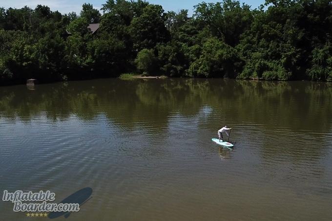 2018 Jimmy Styks Puffer Paddle Board