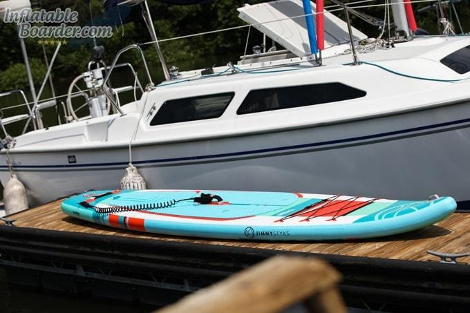 2018 Jimmy Styks Puffer Sailboat