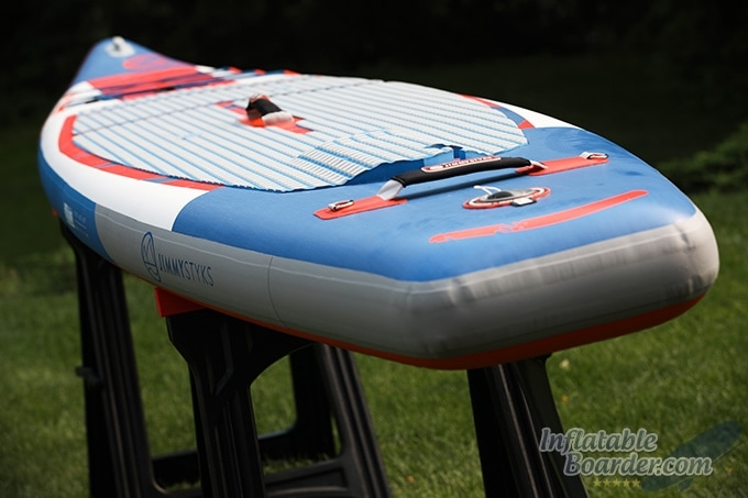 Jimmy Styks Strider Inflatable Paddle Board